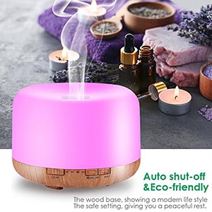 aromatherapy oil diffuser for bathtubbing