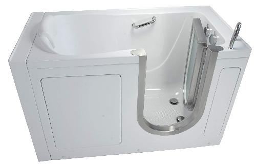 cheap and simple handicap bathtub